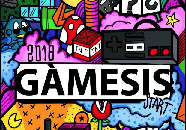 GAMESIS 2K18